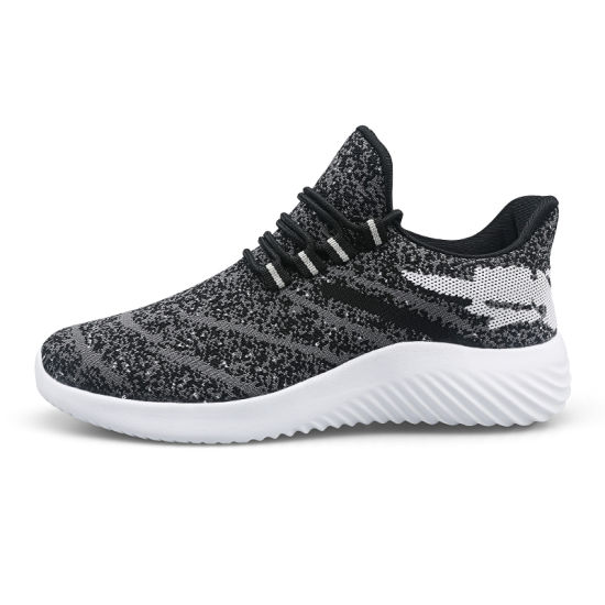 2020 New Fashion Breathable Mesh Sport Shoes Running Sneakers for Men Casual