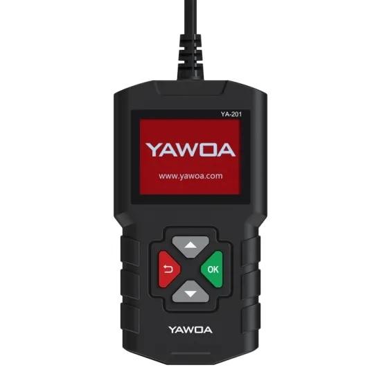 Ediag Ya201 Code Reader Obdii/Eobd Ya-201 Auto Diagnostic Tool Data Stream Save/Playback OBD2 Scanner