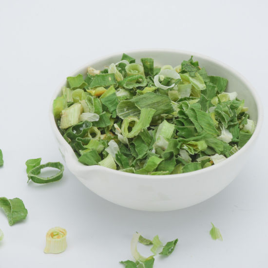 Hot Sale Air Dried Chives/Dehydrated Spring Green Onion Dried Vegeables Best Ingredient for Dumpling