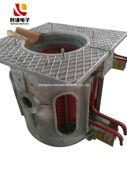 Gold Silver Scrap Copper Iron Steel Aluminum Electric Induction Metal Melting Equipment