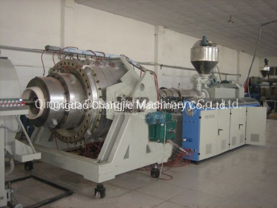 Plastic Pipe Production Extrusion Line/PVC Pipe Making Machine