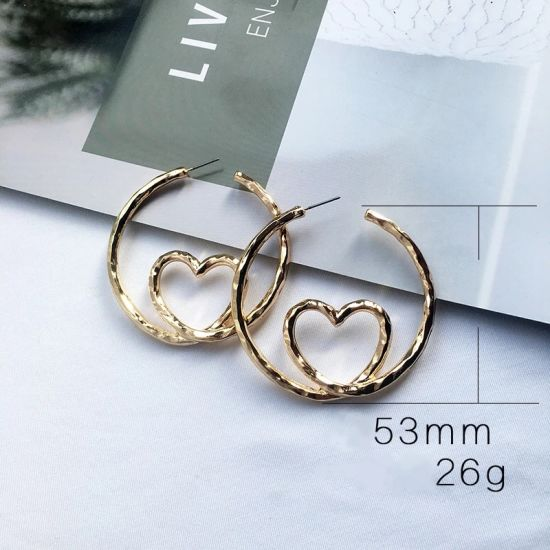 Evie Lover Chic Huggie Hoop Earring pictures & photos