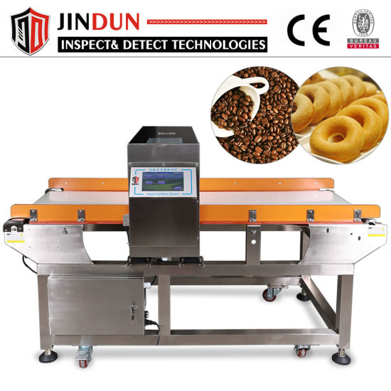 Conveyor Industrial Detection Food Processing Metal Detectors
