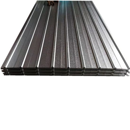 Galvanized Steel Gi Metal Iron 0.16mm Corrugated Roofing Sheets