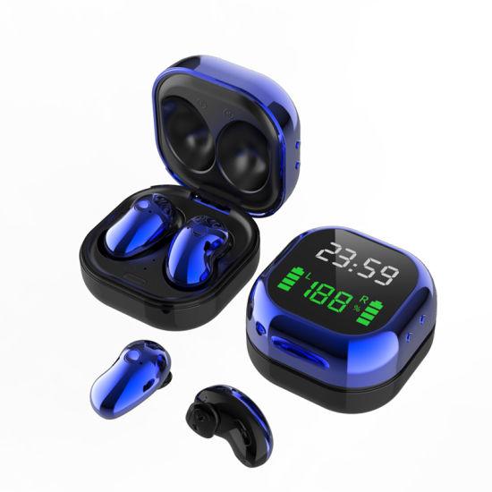 Tws Wireless Earphones Sport Earbuds Bluetooth Business in-Ear Headphones Wholesale Mini Stereo Earphones
