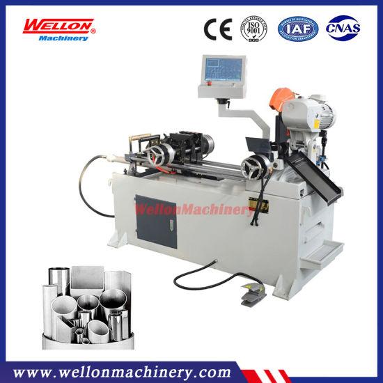 CNC Cold Cutting Saw Machine Yj315ncq CNC Circular Saw