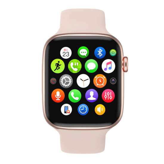 Best Selling Waterproof 1.54 Inch Wrist Smart Watch