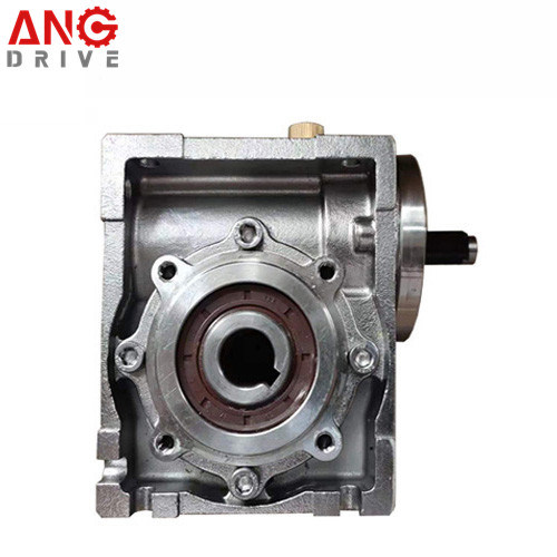 Nmrv Right Angle Square Stainless Steel Reduction Worm Gear Box