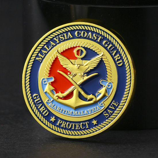Custom Design Logo Coin Metal Crafts Souvenir Coins for Gift