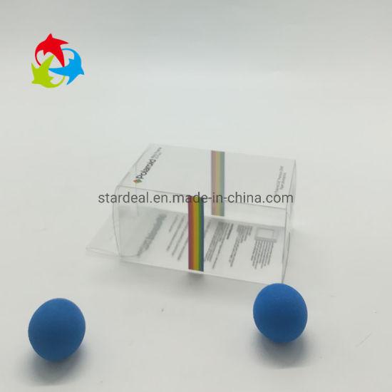 Wholesale Foldable Transparent Pet Acetate Box