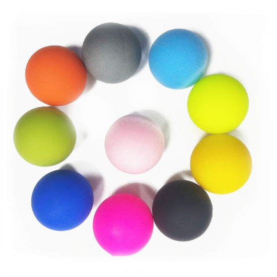 Home Gym Silicone Yoga Massage Muscle Relaxing Ball