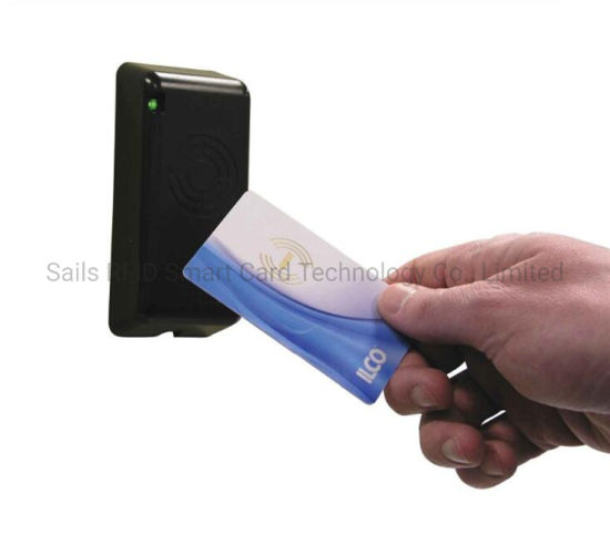 13.56MHz RFID Mf 4K S70 RFID Smart Card with Customized Printing pictures & photos