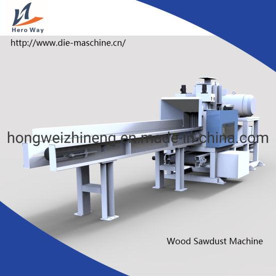 Biomass Wood Log Crusher Machine