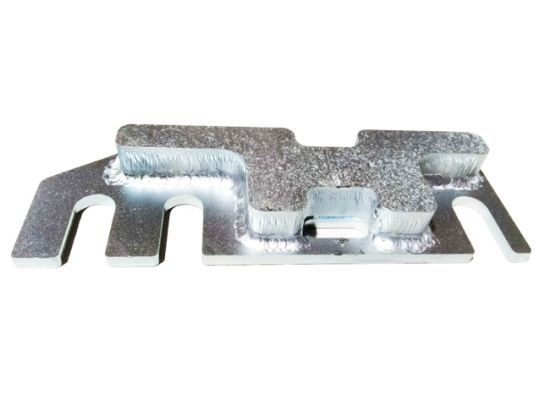 Die Sheet Metal Fabrication Coating Services Aluminium Housing Case Components Copper Laser Cutting Parts Service for Machinery