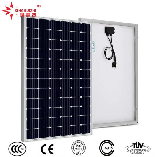 Hot Selling 100W 170W 300W Photovoltaic PV Solar Panels Power Generator System for Home, Industrial for Europe, Africa Market