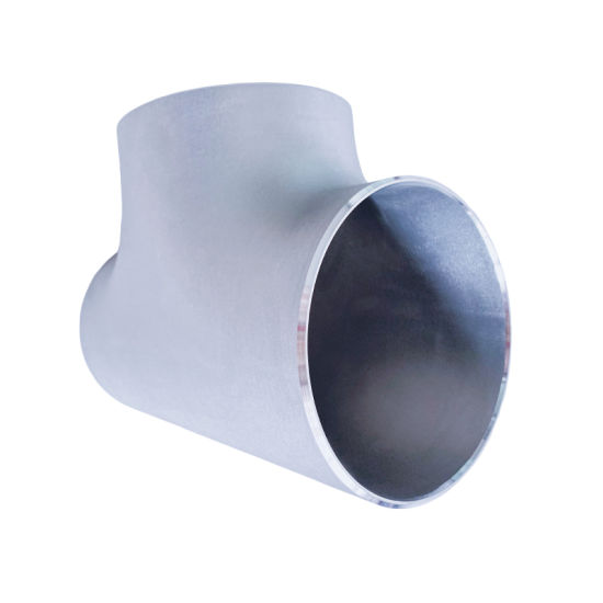 Factory ASTM Ss Bw Equal Tee Joint Stainless Steel Pipe Fitting