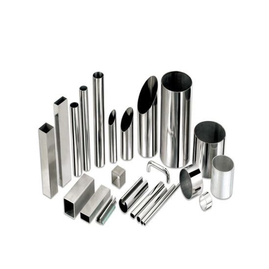Round/Square/Rectangular Ss 201 304 316 316L Pickling/Brushed/Mirror Polished Tube Seamless/Welded Stainless Steel Pipe Price