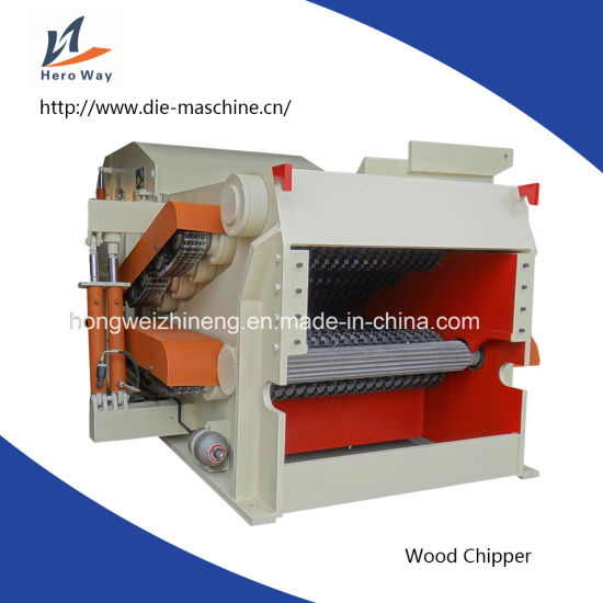 Industrial Drum Wood Chipper for Sale