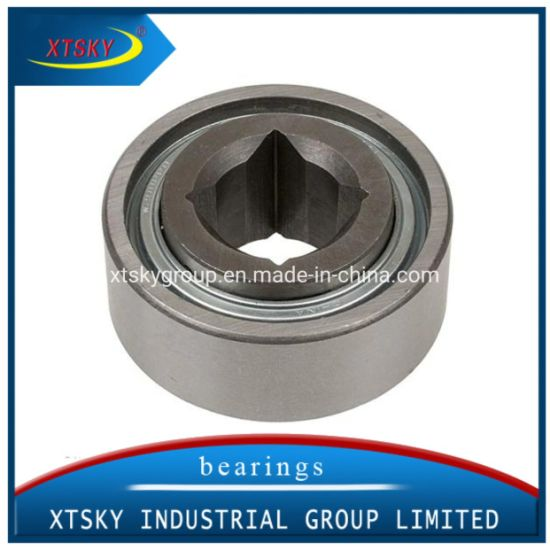 W208PP8 Agricultural Bearing Saifan W208PP8 1-1/8 Inch Square Bore Disc Harrow Bearing for Agricultural Machinery