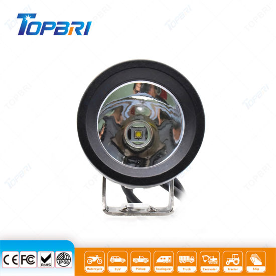 R23 4X4 Offroad Jeep 15W 12V LED Fog Work Lights for Motorcycle