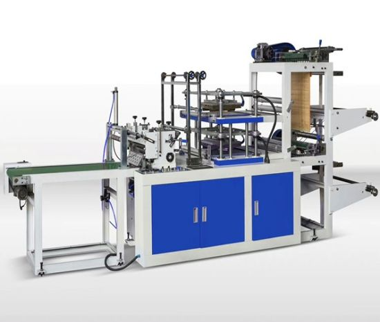 Plastic Gloves PE Plastic Disposable Hand Cover HDPE LDPE Glove Making Machine