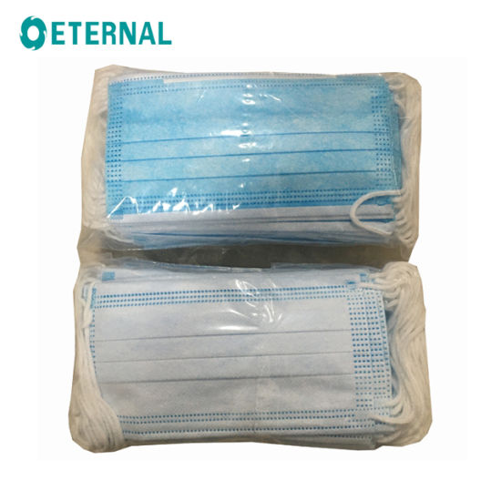 Disposable 3-Ply Non-Surgical Mask