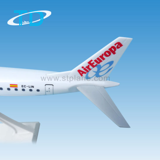 Air Europa Erj-190 Passenger Airplanes Model for Sale pictures & photos
