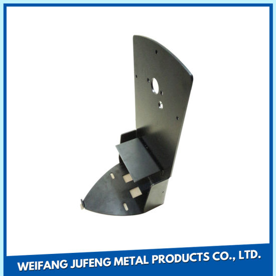 OEM Customized Laser Cutting Service Sheet Metal Fabrication Rod Holder for Flag, Fence, Beach Umbrella or Camp
