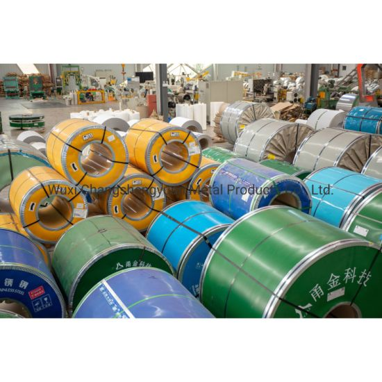 Hot Rolled AISI SUS 201 304 316L 631 654mo 17-4pH N08367 (AL 6XN) Stainless Steel Coil with High Quality Factory Price