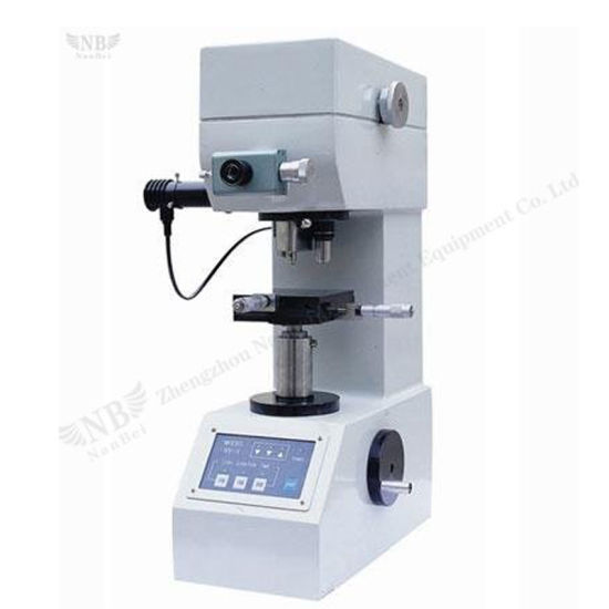 Small Load Vickers Hardness Tester with Ce Certificate pictures & photos