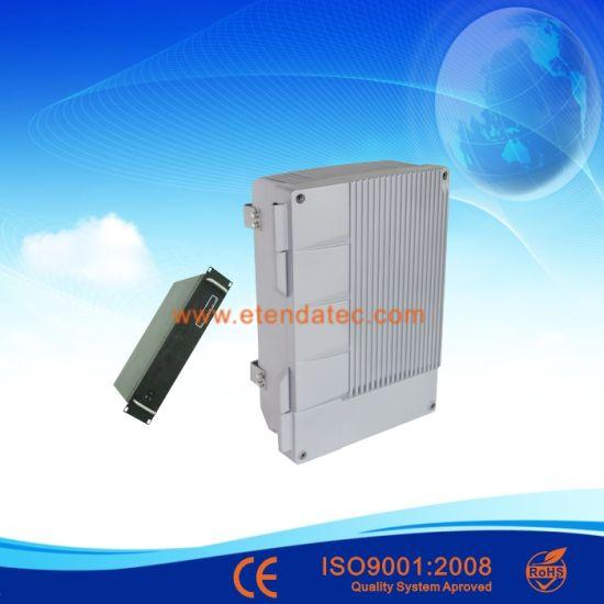 China UHF VHF Tetra Bts Coupling Fiber Optic Signal Repeater