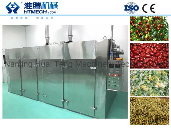 Multifunction Box-Type Fruit and Vegetable Hot Air Circulating Drying Dryer Oven