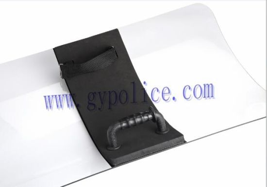 Shock-Proof Polycarbonate Riot Shield for Police or Military pictures & photos