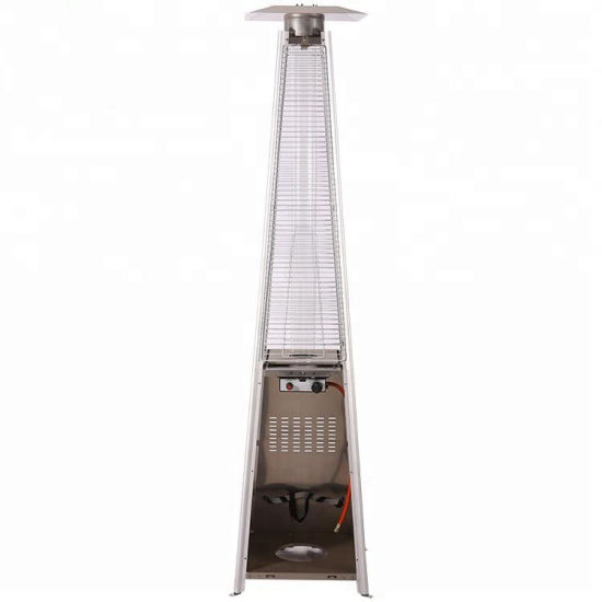 Gas Patio Heater With Flux 945g Hr