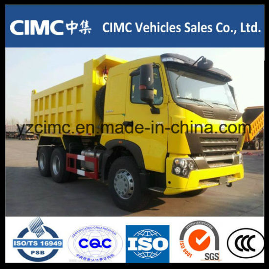 Sinotruk 6X4 371HP HOWO Dump Truck with Best Price pictures & photos
