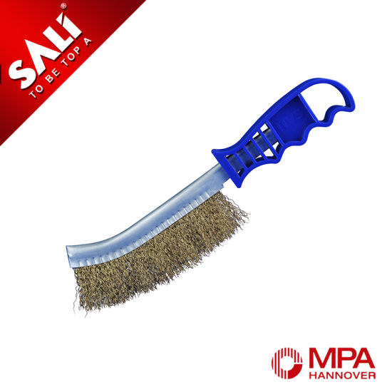 Sali Hcs Brass Manual Knife Wire Brush for Polishing pictures & photos