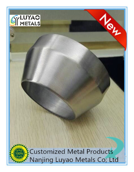Custom Aluminum Metal Spinning Part pictures & photos