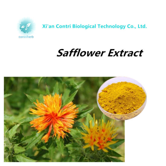 China Pure Natural Safflower Extract Carthamus Tinctorius L Carthamine Powder China Safflower Food Additive