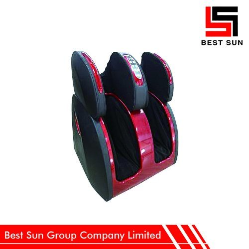 Foot Heat Massager Machine with Knead Vibrate