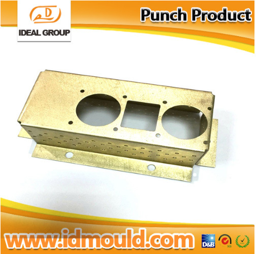 Precision Punch Sheet Metal Stamping Parts Factory pictures & photos