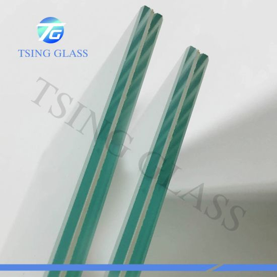 Toughened Laminated Tempered Glass for Windows Railing Fence Door Curtain Wall