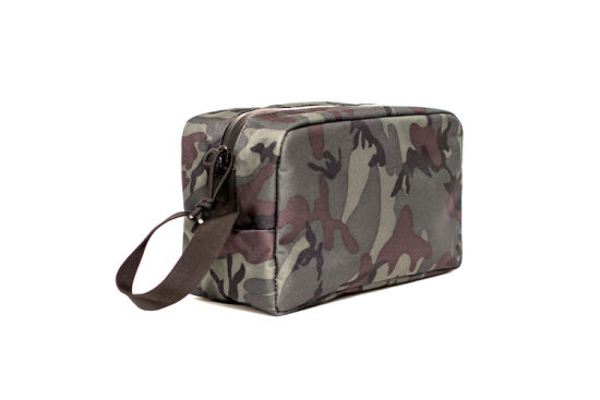 Camouflage Color Smell Proof Cosmetic Bag