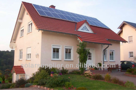 6kw 8kw Solar Electric Systems in China pictures & photos