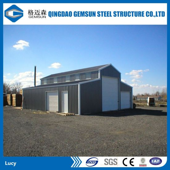 Fabrication Construction Pre-Engineered Steel Structure Warehouse Building Material pictures & photos