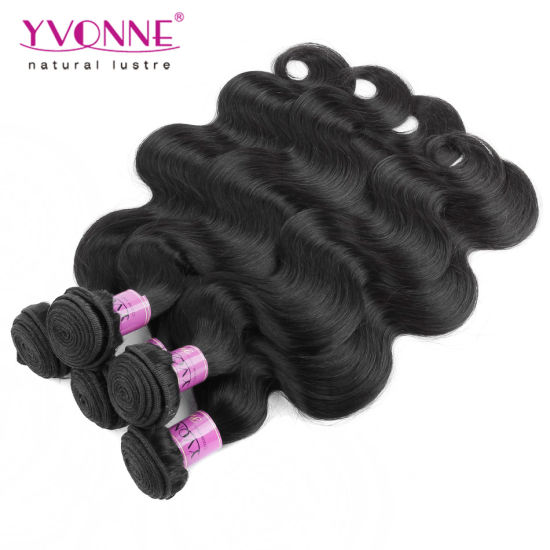 Wholesale Remy Hair Extension Virgin Indian Hair pictures & photos