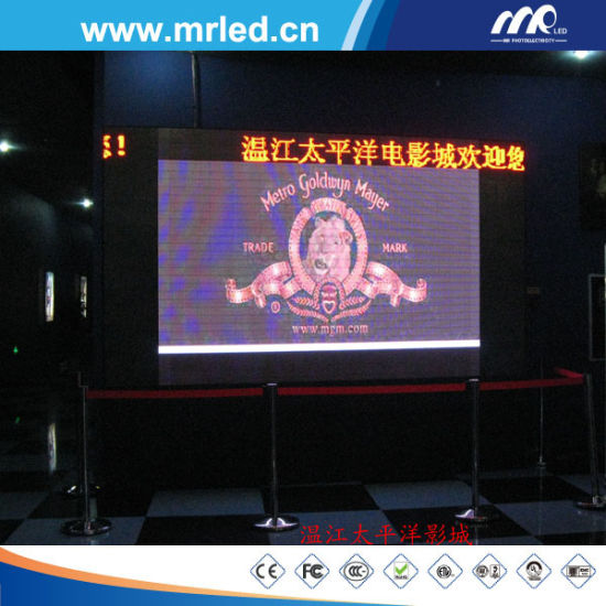 HD Intelligent UTV1.25mm Fixed Indoor LED Display Sale by Mrled pictures & photos