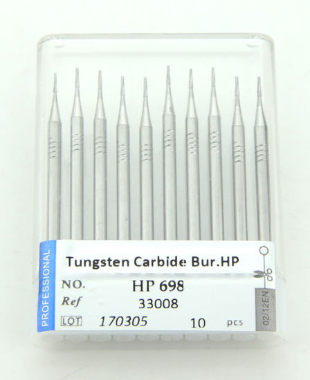HP698 Tungsten Carbide Bur HP Standard Taper Bur pictures & photos