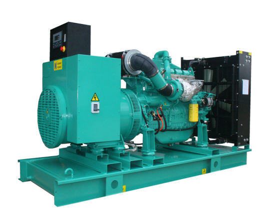 Googol Brand 360kw / 450kVA Electric Diesel Generator Set pictures & photos