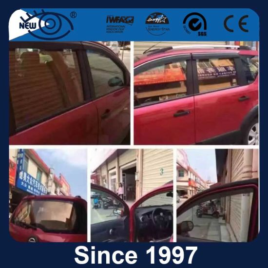 Megnetron Metal Solar Control Sputtering Car Window Tinting Film pictures & photos