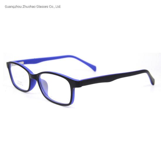 Factory Supply Wholesale OEM Children Spectacle Frames Rubber Soft Tr90 Kids Optical Eyewear Frames